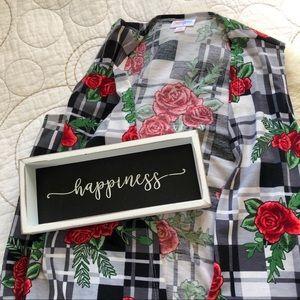 Lularoe Joy vest - like new